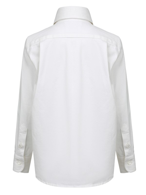 Ohboy_kids Рубашка белая - фото 6644