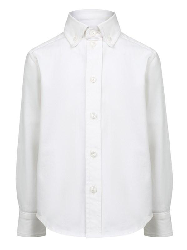 Ohboy_kids Рубашка белая - фото 6646