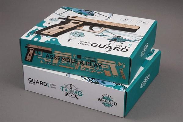 Игрушка TARG модель для сборки GUARD - фото 6705