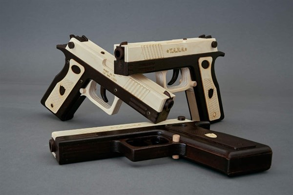 Игрушка TARG модель для сборки GUARD - фото 6706