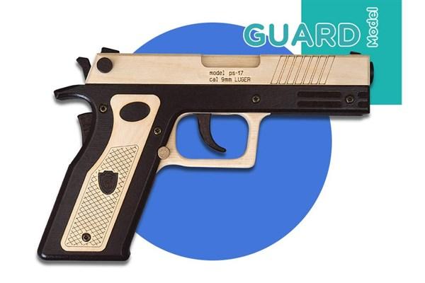 Игрушка TARG модель для сборки GUARD - фото 6707