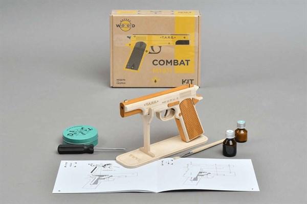 Игрушка TARG модель для сборки Combat M1911 - фото 6714