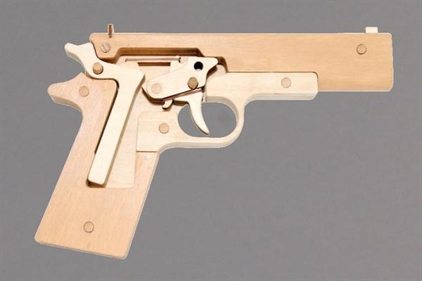 Игрушка TARG модель для сборки Combat M1911 - фото 6718