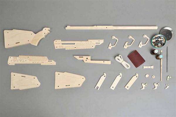 Игрушка TARG модель для сборки Forester - фото 6723