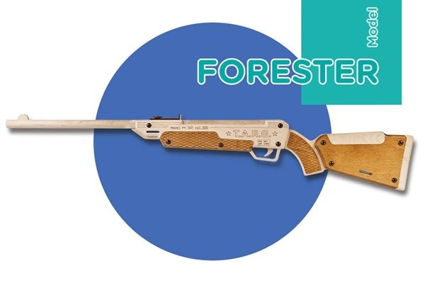 Игрушка TARG модель для сборки Forester - фото 6725