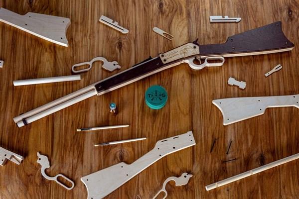 Игрушка TARG модель для сборки Rebel - фото 6727