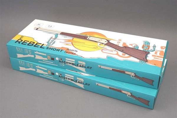 Игрушка TARG модель для сборки Rebel - фото 6728