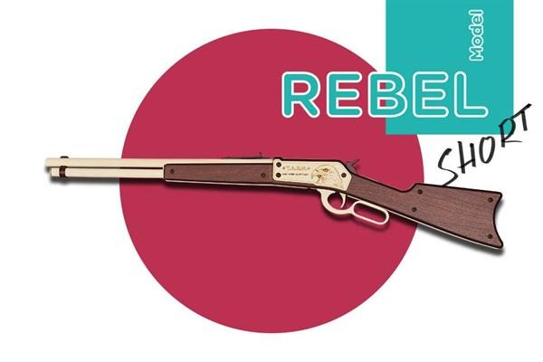 Игрушка TARG модель для сборки Rebel - фото 6731