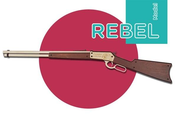 Игрушка TARG модель для сборки Rebel Short - фото 6735
