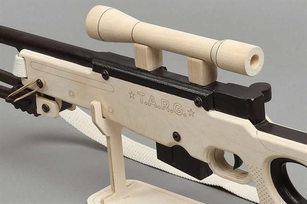 Игрушка TARG модель для сборки AWP CS - фото 6739