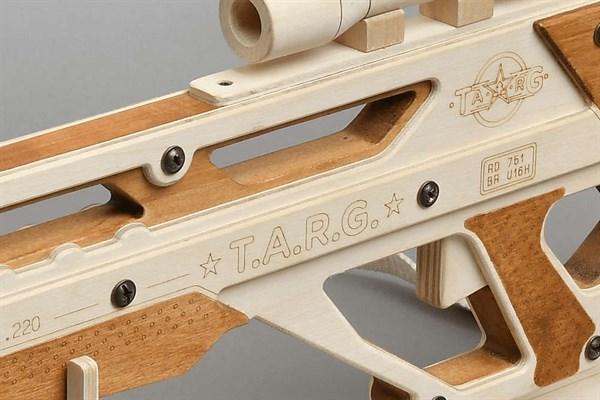 Игрушка TARG модель для сборки Invader - фото 6747