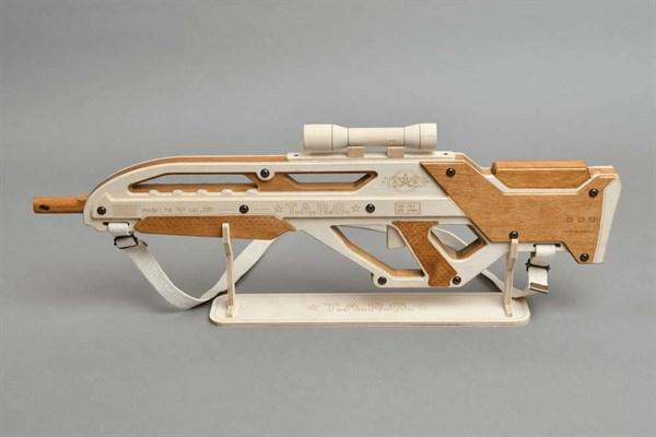Игрушка TARG модель для сборки Invader - фото 6748