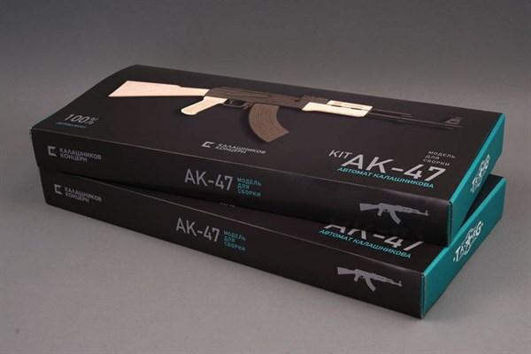 Игрушка TARG модель для сборки АК - фото 6758