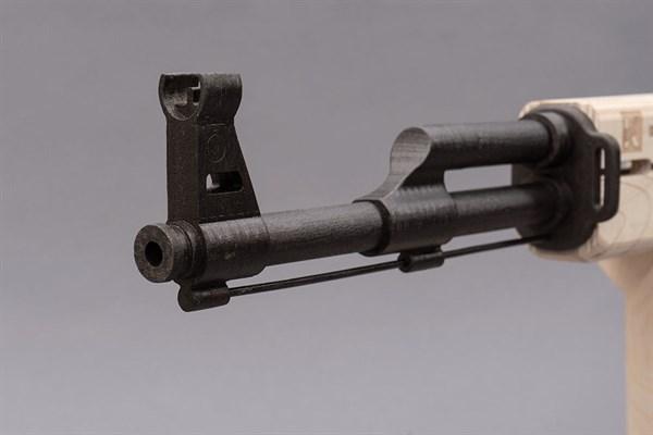 Игрушка TARG модель для сборки АК - фото 6760