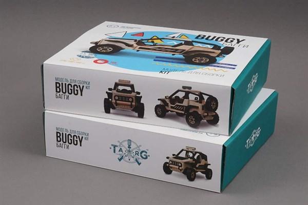 Игрушка TARG Модель для сборки BUGGY - фото 6773