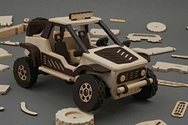 Игрушка TARG Модель для сборки BUGGY - фото 6774