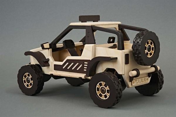 Игрушка TARG Модель для сборки BUGGY - фото 6775