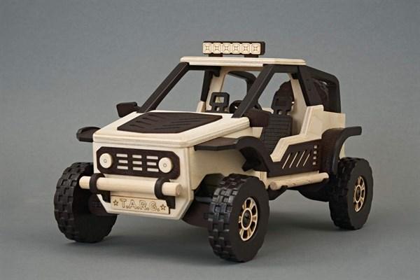 Игрушка TARG Модель для сборки BUGGY - фото 6776