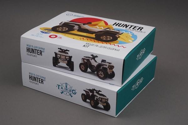Игрушка TARG Модель для сборки HUNTER - фото 6778