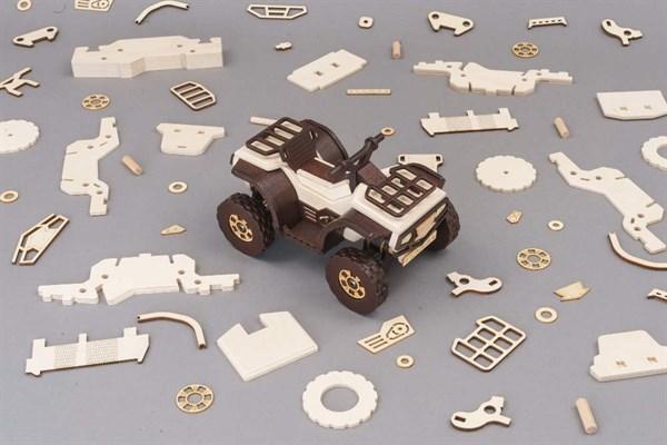 Игрушка TARG Модель для сборки HUNTER - фото 6779