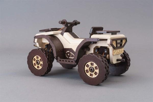 Игрушка TARG Модель для сборки HUNTER - фото 6780