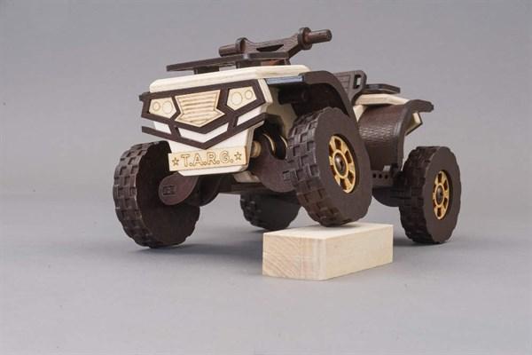 Игрушка TARG Модель для сборки HUNTER - фото 6781