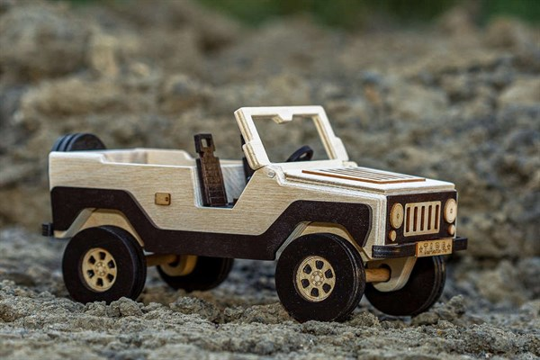 Игрушка TARG Модель для сборки OFF-ROAD - фото 6783