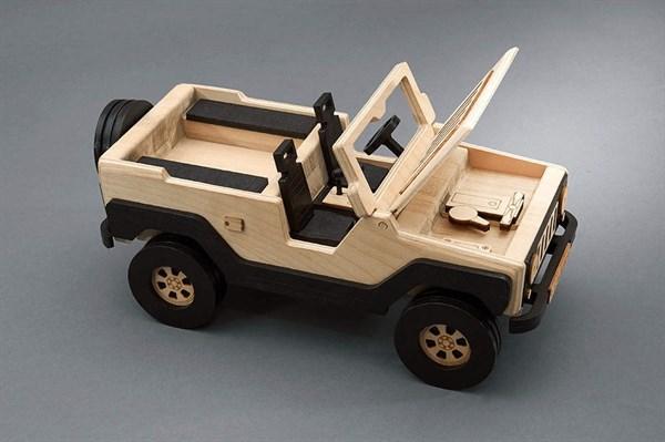 Игрушка TARG Модель для сборки OFF-ROAD - фото 6785