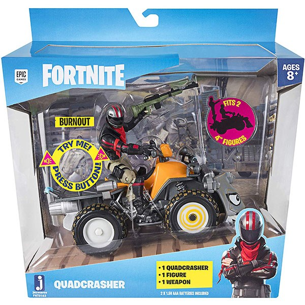 Игрушка Fortnite - машина Quadcrasher - фото 6836