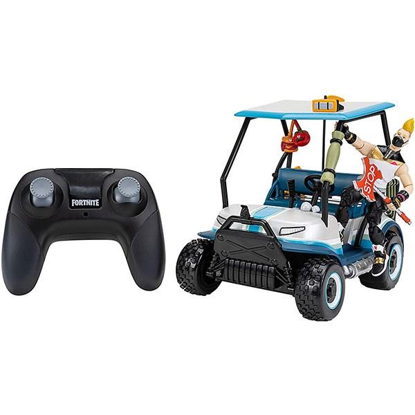 Игрушка Fortnite - машина на пульте управления с фигуркой - фото 6861