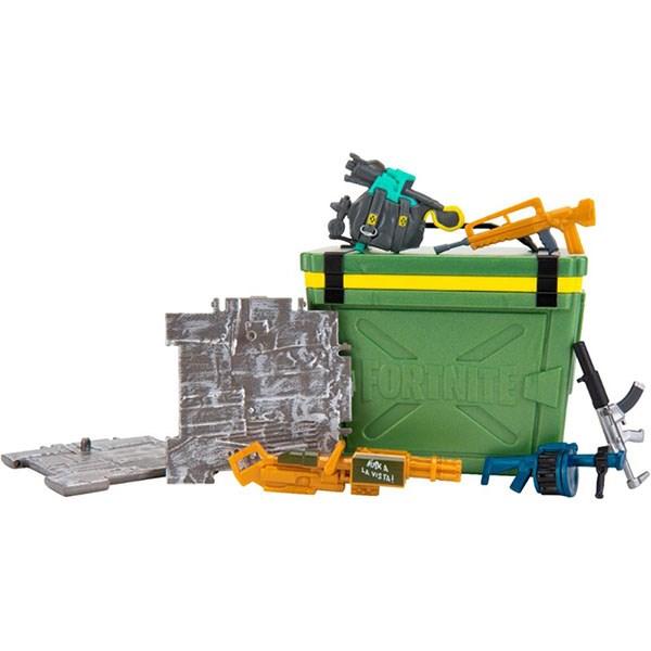 Игрушка Fortnite - сундук с аксессуарами в ассортименте 2 волна - фото 6874