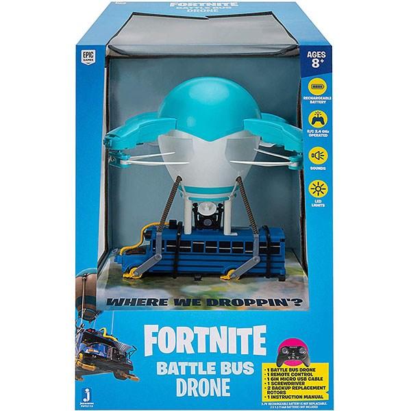 Игрушка Fortnite - Автобус дрон на пульте управления - фото 6878