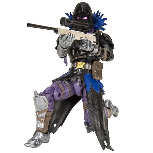 Игрушка Fortnite - фигурка героя Raven с аксессуарами (LS) - фото 6881