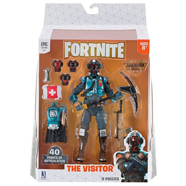 Игрушка Fortnite - фигурка The Visitor с аксессуарами - фото 6882