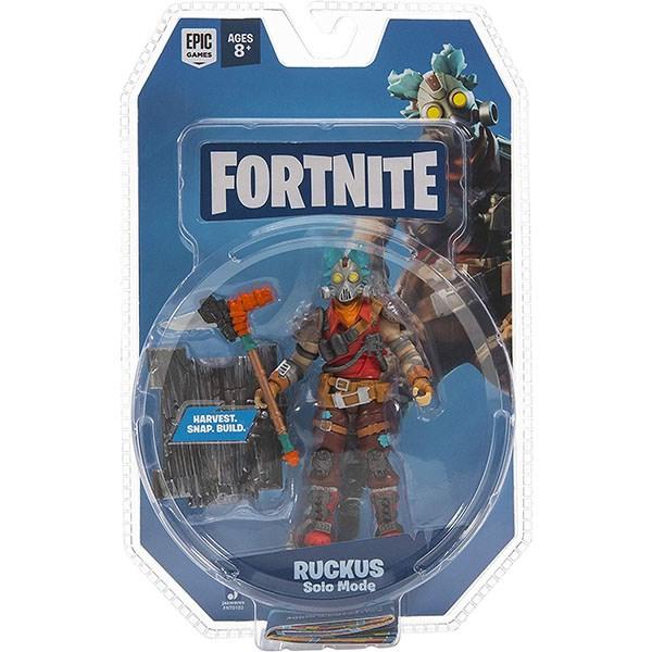 Игрушка Fortnite - фигурка героя Ruckus с аксессуарами - фото 6884