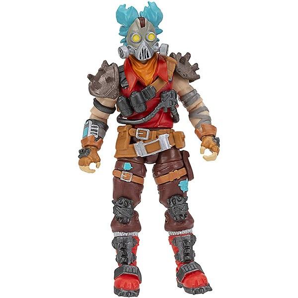 Игрушка Fortnite - фигурка героя Ruckus с аксессуарами - фото 6885