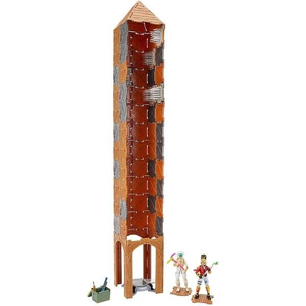 Игрушка Fortnite - фигурки героев 2 шт. с аксессуарами (башня) - фото 6889