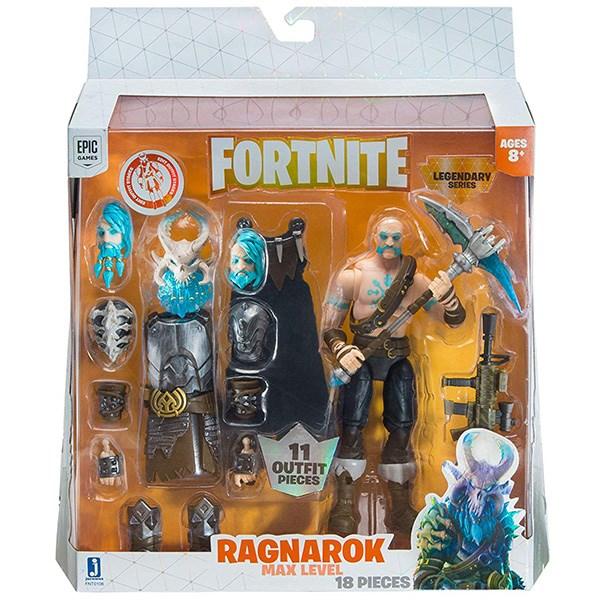 Игрушка Fortnite - фигурка героя Ragnarok с аксессуарами (LS) (MS) - фото 6890