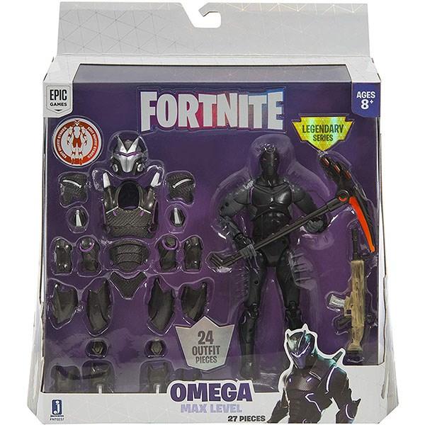 Игрушка Fortnite - фигурка героя Omega - Purple с аксессуарами (LS) (MS) - фото 6895