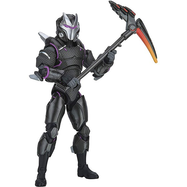 Игрушка Fortnite - фигурка героя Omega - Purple с аксессуарами (LS) (MS) - фото 6898
