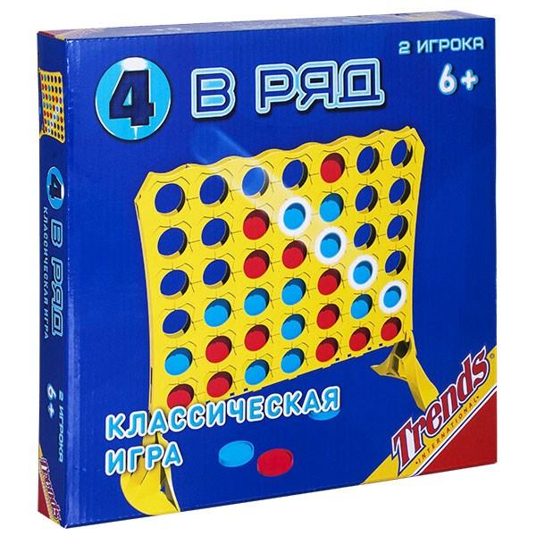 Настольная игра «4 В РЯД» - фото 7664