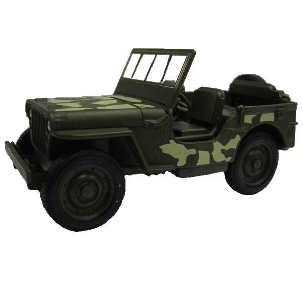 Игрушка военный автомобиль - фото 7692