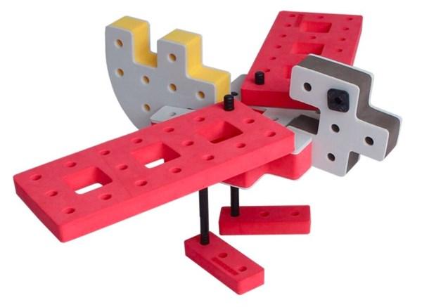 Игрушка -конструктор BAKOBA (самолет) - фото 7755
