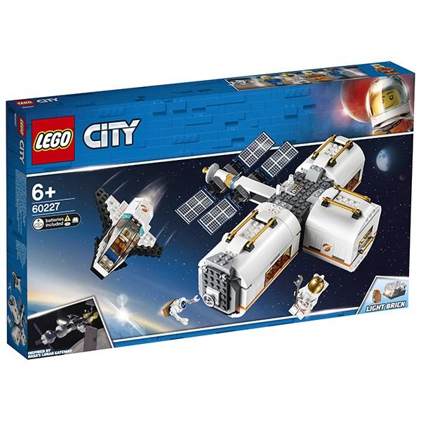Игрушка Город Лунная космическая станция - фото 7992
