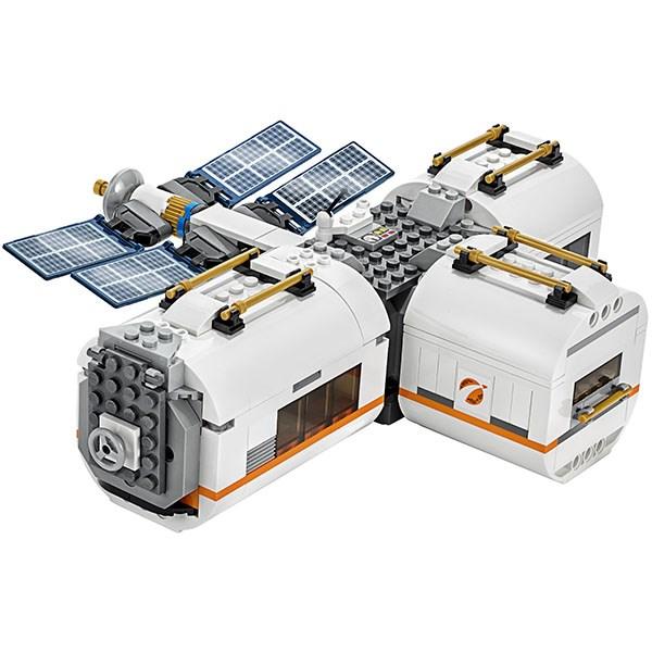 Игрушка Город Лунная космическая станция - фото 7994