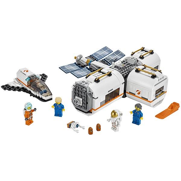 Игрушка Город Лунная космическая станция - фото 7995