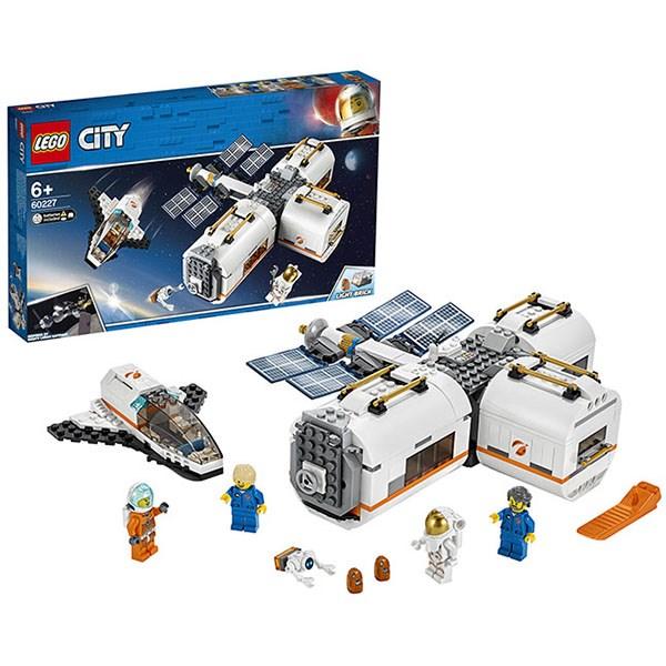 Игрушка Город Лунная космическая станция - фото 7996