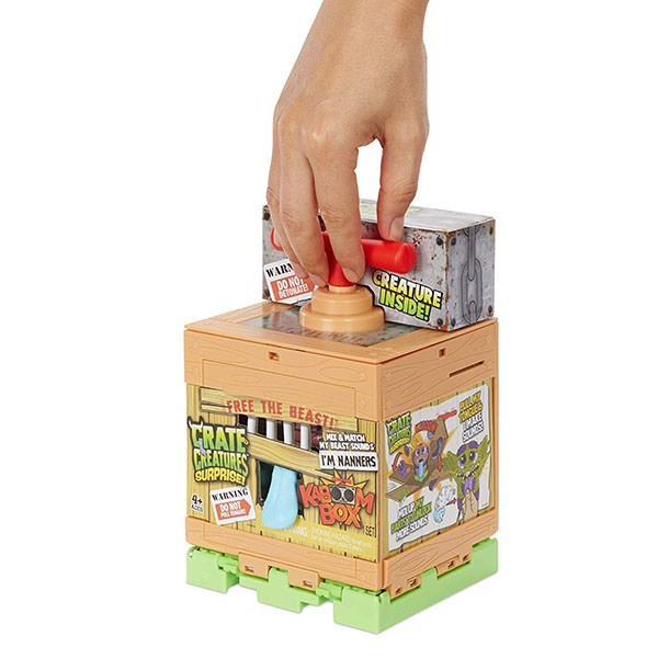 Игрушка Crate Creatures KaBoom монстр в ассорт. - фото 8030