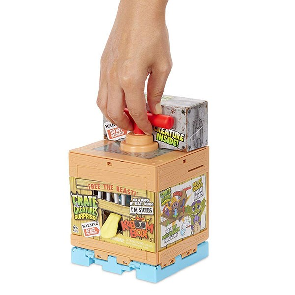 Игрушка Crate Creatures KaBoom монстр в ассорт. - фото 8033