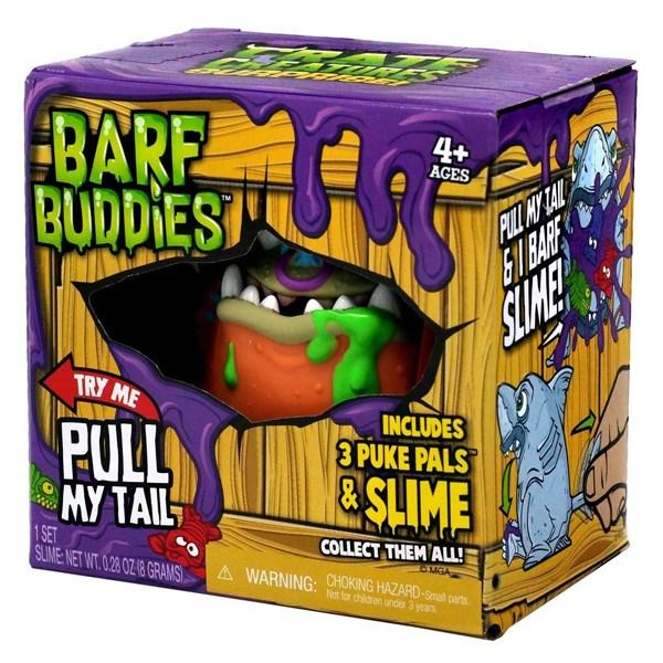 Игрушка Crate Creatures Barf Buddies монстр Грамбл - фото 8042